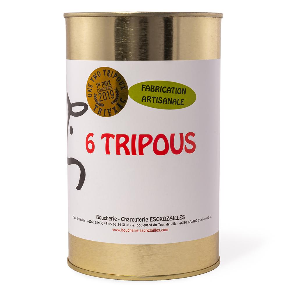 6 Tripous