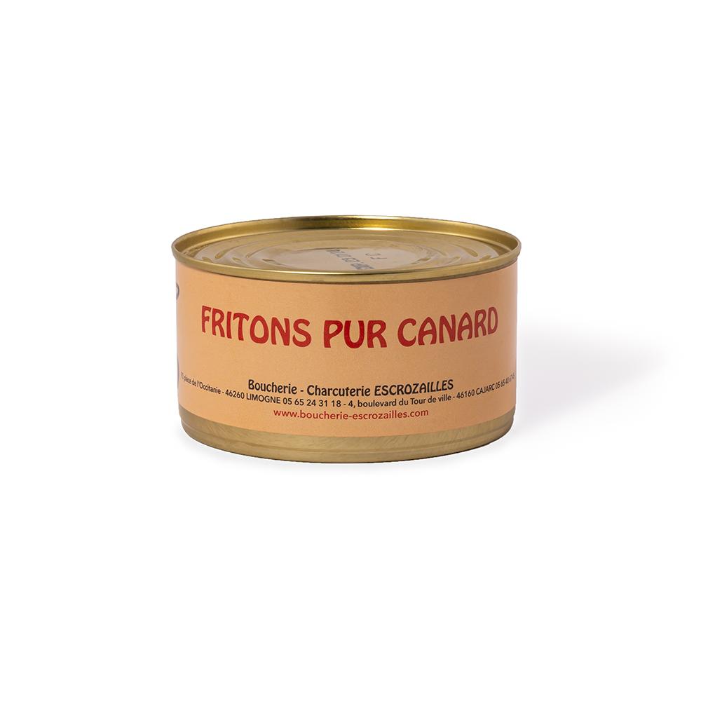 Fritons Pur Canard 200g