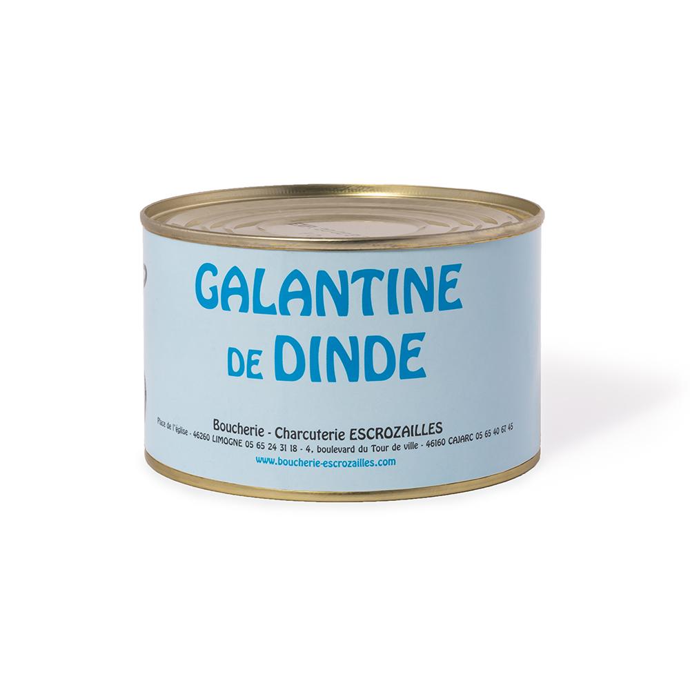Galantine de Dinde 400g