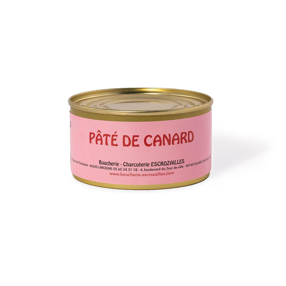 Pâté de Canard 200g
